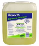 Exporit Zitronen-Reiniger 10L NEU 20141127