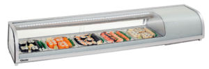 Kuehlaufsatzvitrine-Sushi-Bar